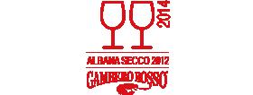 2 Bicchieri 2014 Albana Secco 2012