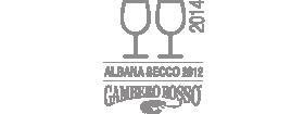 2 Bicchieri 2014 Albana Dry 2012
