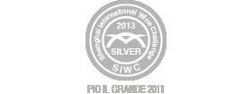 SIWC 2013 PIO IL GRANDE 2011