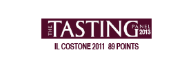 TASTING PANEL Il Costone 2011